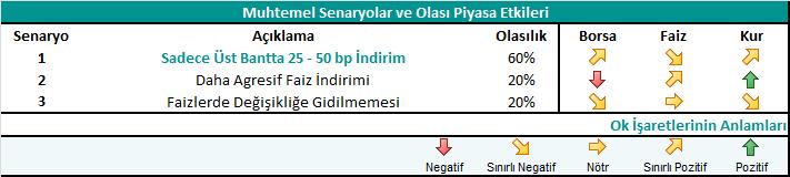 Haziran 2016 PPK - Etki Tablosu - erol gürcan